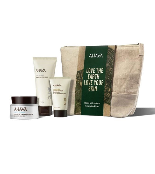 AHAVA Time To Revitalize Gift Set IX for Women