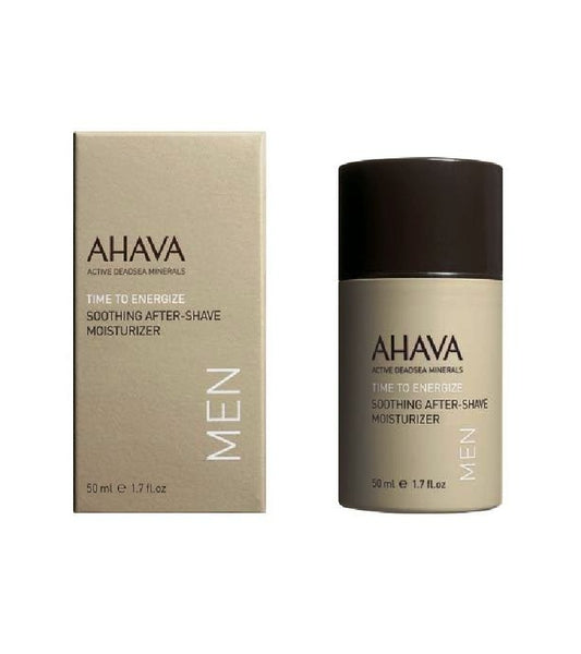 AHAVA Soothing After-Shave Moisturizer - 50 ml - Eurodeal.shop