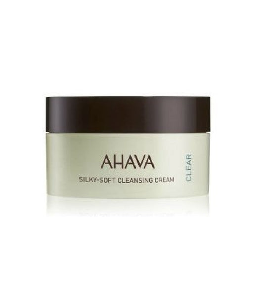 AHAVA Time to Clear Silky-Soft Cleansing Cream for Women - 100 ml