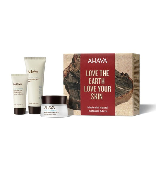 AHAVA Time To Hydrate Gift Set VIII for Women