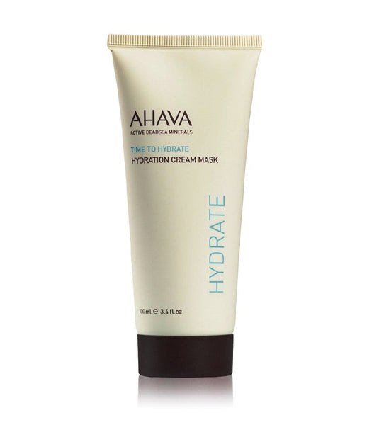 AHAVA Time to Hydrate Cream Face Mask for Women - 100 ml