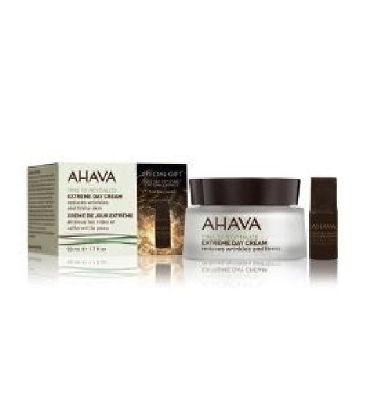 AHAVA Time to Revitalize Extreme Facial Care Set for Women
