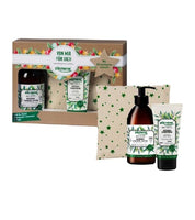 Alkmene:Power of Medicinal Plants Gift Set +Cherry Stone Pillow - Eurodeal.shop