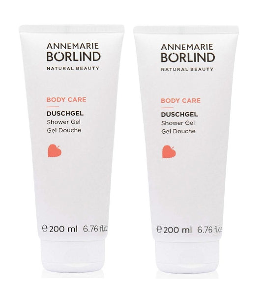 2xPack ANNEMARIE BÖRLIND Body Care Shower Gel - 400 ml