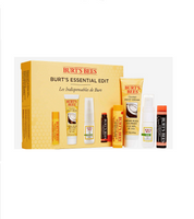 Burt's Bees ESSENTIAL EDITITION 4-Piece Face Care Set