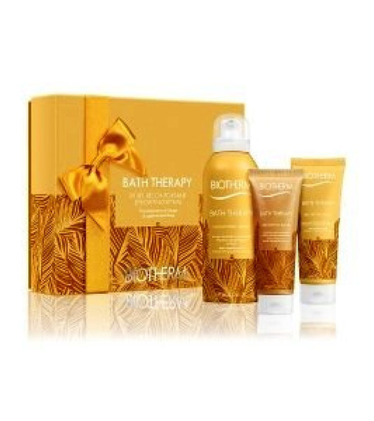 *NEW* from BIOTHERM Bath Therapy Delighting Blend 4-Piece Body Care Set