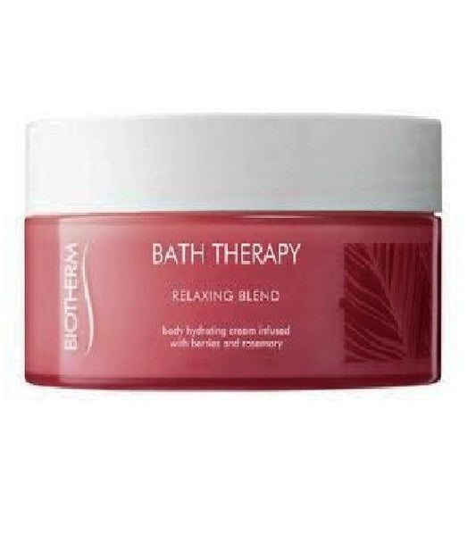 BIOTHERM Bath Therapy Relaxing Blend Body Cream - 200 ml