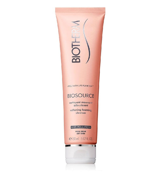 BIOTHERM Biosource Refreshing Cleansing Mousse for Dry Skin - 150 ml