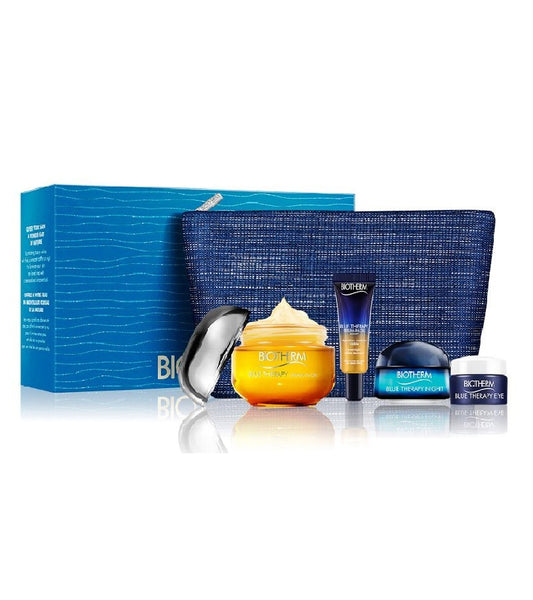 BIOTHERM Blue Therapy 5-Piece Face Care Set for Ladies