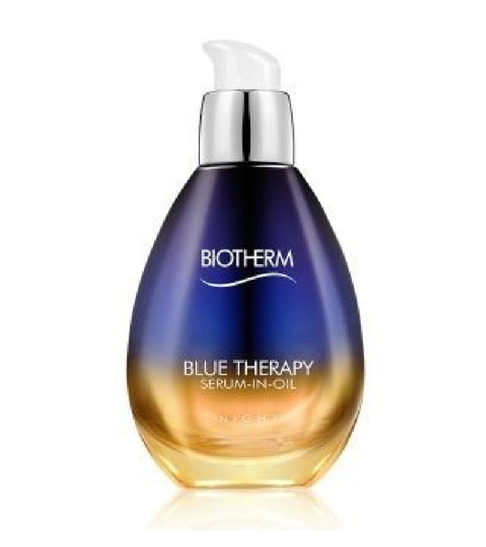 BIOTHERM Blue Therapy Serum-In-Oil Night Facial Serum for Ladies - 50 ml