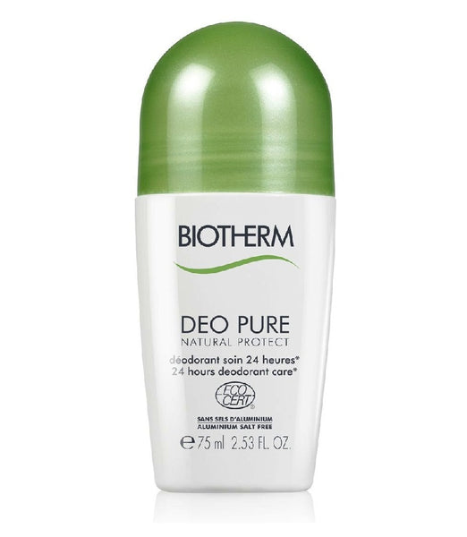 BIOTHERM Deo Pure Natural Protect Roll-on - 75 ml