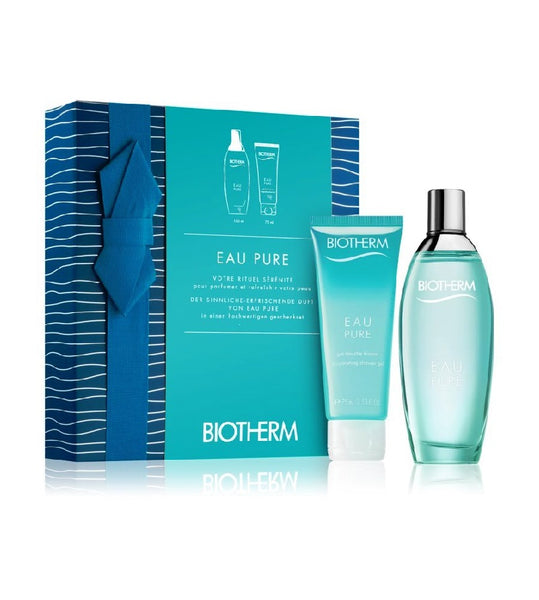 Biotherm Eau Pure Gift Set II for Women