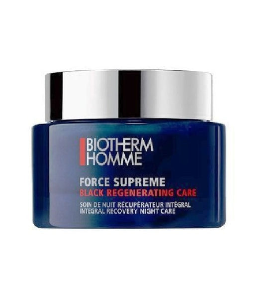 BIOTHERM HOMME Force Supreme Black Regenerating Care - 75 ml