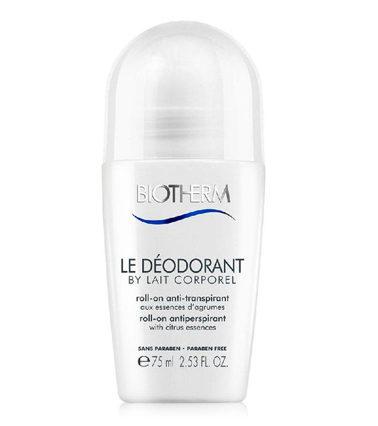 BIOTHERM Lait Corporel Deo-Roll-On - 75 ml