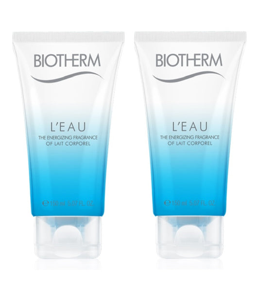 2xPack BIOTHERM Eau Pure Shower Gel - 300 ml
