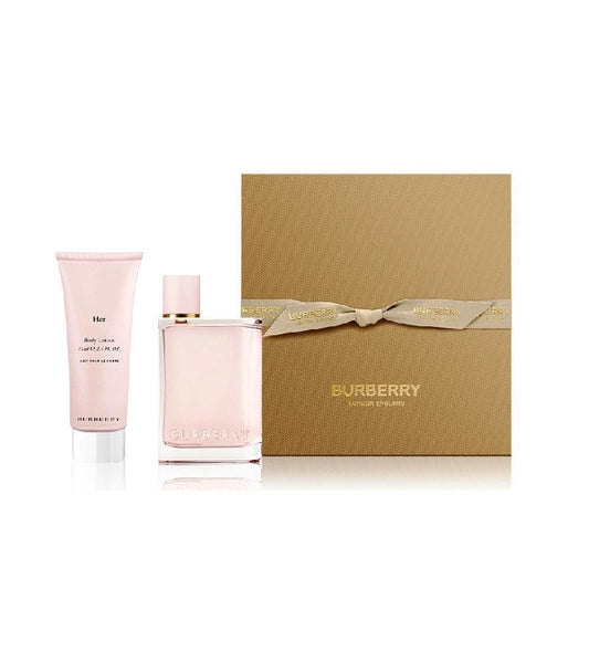 Burberry Her Fragrance Gift Set for Women