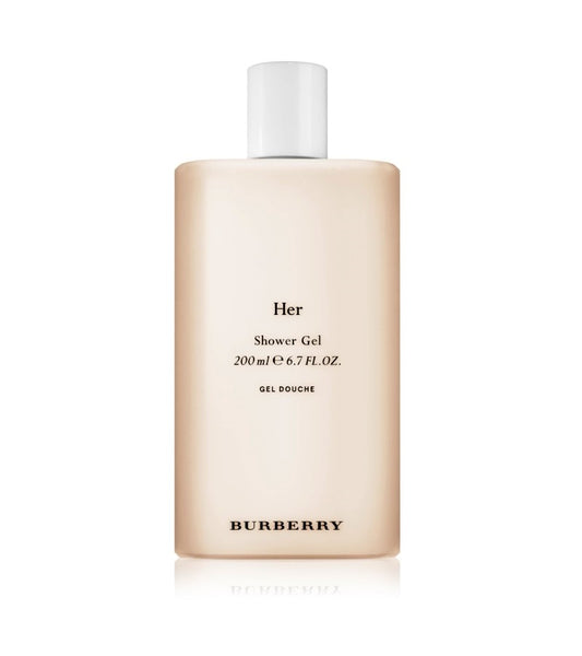 Burberry Her Shower Gel for Women - 200 ml