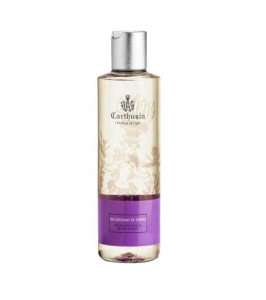 Carthusia Jasmine From Capri Shower Gel with Bergamot, Lemon and Yellow Mandarin - 250 ml