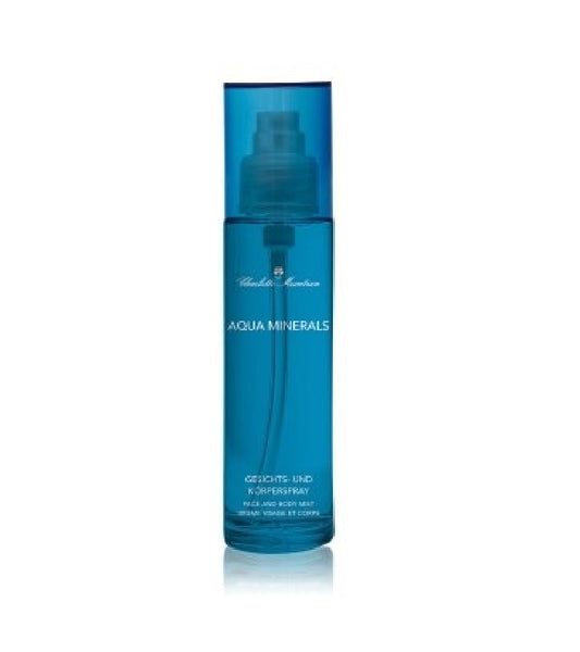 Charlotte Meentzen Aqua Minerals Face and Body Mist - 100 ml