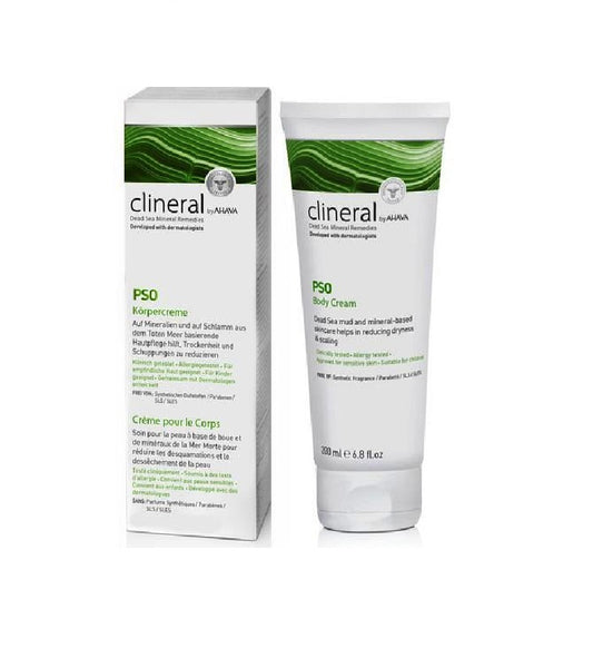 clineral PSO Body Cream - 200 ml - Eurodeal.shop