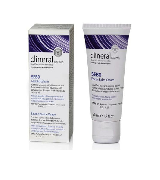 clineral SEBO Facial Balm- 50 ml - Eurodeal.shop