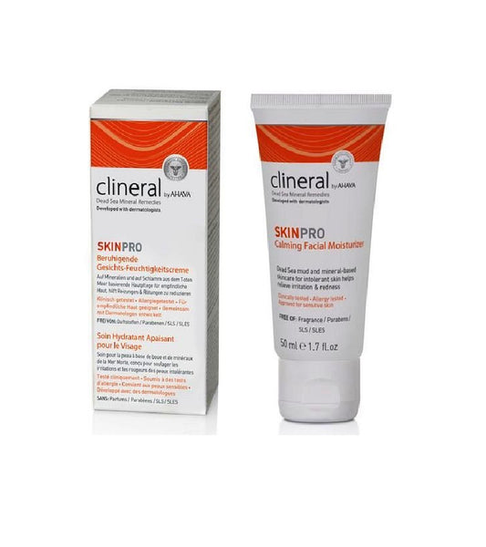 clineral SKINPRO Soothing Facial Moisturizer - 50 ml - Eurodeal.shop