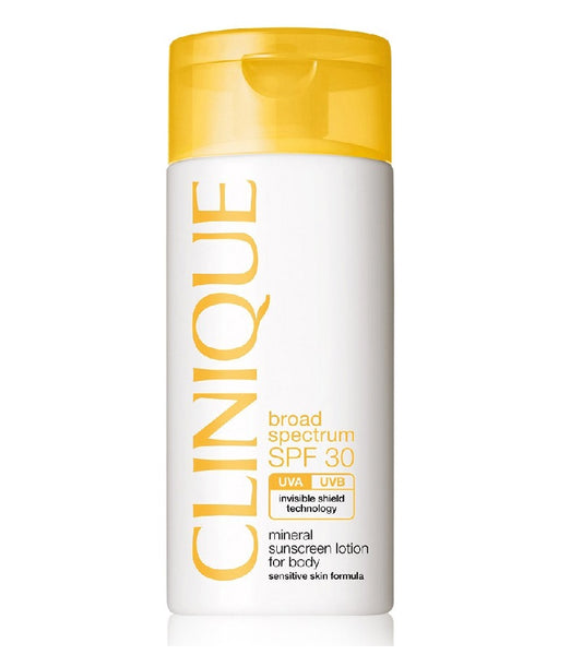 CLINIQUE Broad Spectrum Mineral Sunscreen SPF 30 Face Sun Lotion - 30 ml