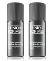 2xPack CLINIQUE For Men Antiperspirant Deodorant Roll-on - 150 ml