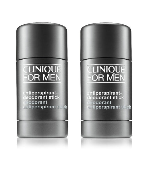 2xPack CLINIQUE For Men Antiperspirant Deodorant Sticks - 150 g