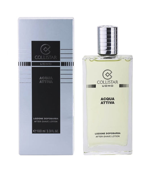 Collistar Acqua Attiva After Shave Lotion for Men - 100 ml