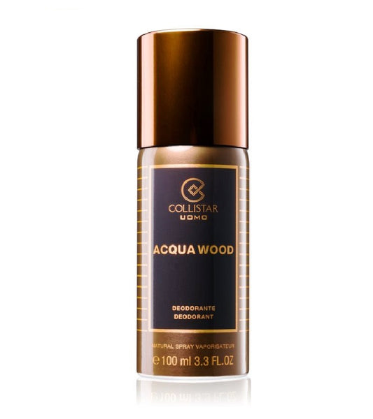 Collistar Acqua Wood Deodorant Spray for Men - 100 ml
