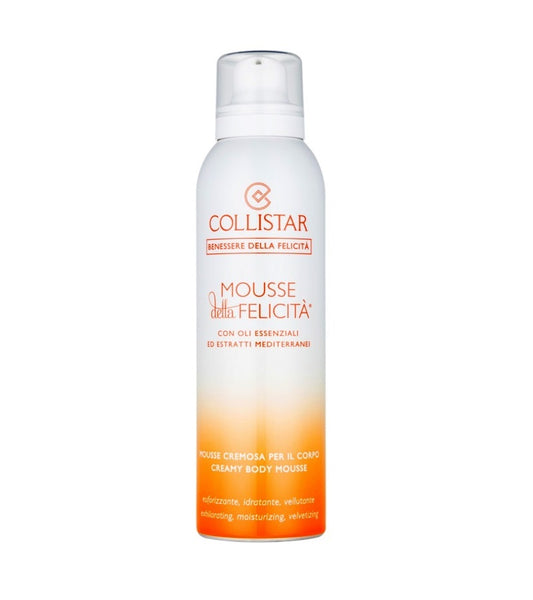 Collistar Nourishing Body Foams - FOUR Varieties - 200 ml
