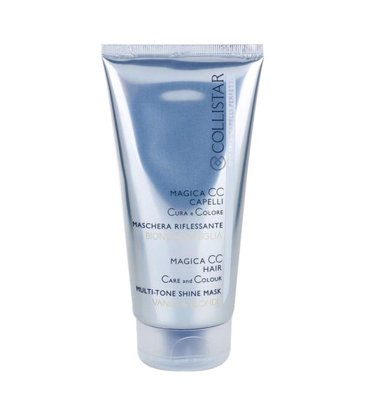 Collistar Magica CC Nourishing Mask for Light blonde. Mottled and White Hair - 150 ml