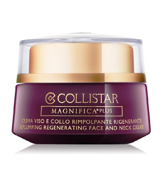 COLLISTAR MAGNIFICA PLUS Repluming Regenerating Face and Neck Cream - 50 ml