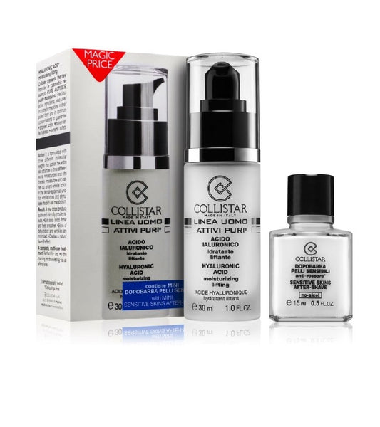 Collistar Man Cosmetic Set