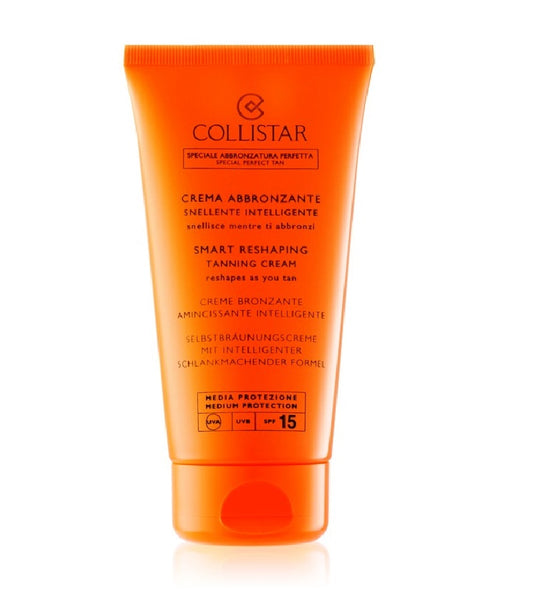 Collistar Self Tanners Body Cream for Tanning w/Firming Effect SPF 15