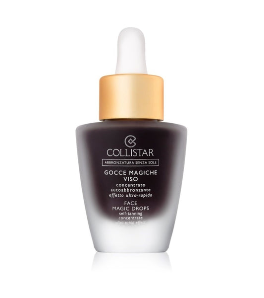 Collistar Self Tanners Concentrate  'Face Magic Drops' - 30 ml