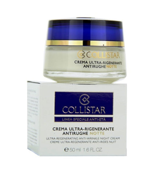 Collistar Special Anti-Age Anti-Wrinkles Night Ceam for Mature Skin - 50 ml