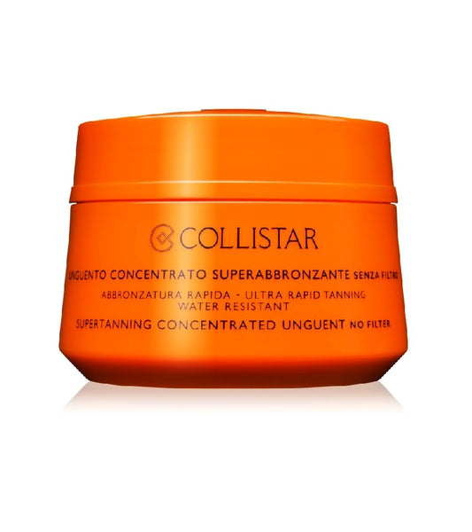 Collistar Sun No Protection Concentrated Ointment for Tanning - 150 ml