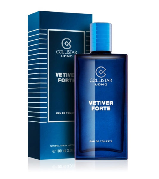 Collistar Vetiver Forte Eau de Toilette for Men - 100 ml
