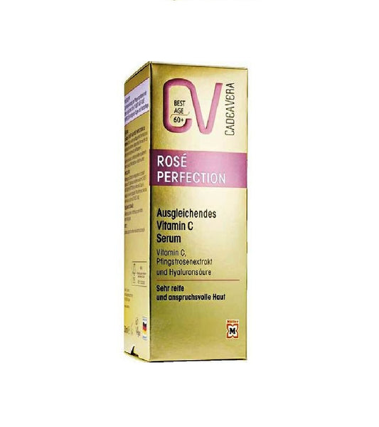 CV (CadeaVera) Best Age ROSÉ PERFECTION Balancing Vitamin C Serum - Eurodeal.shop