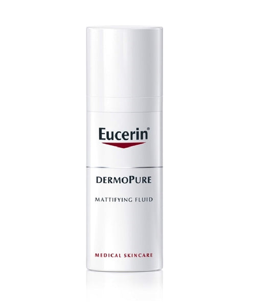 Eucerin DermoPure Mattifying Emulsion for Impure Skin - 50 ml