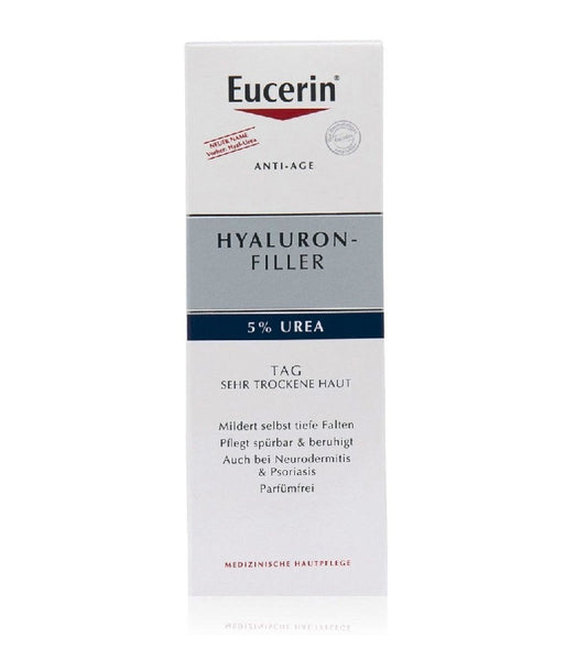 Eucerin Hyaluronic Filler 5% Urea Face Day Cream - 50 ml