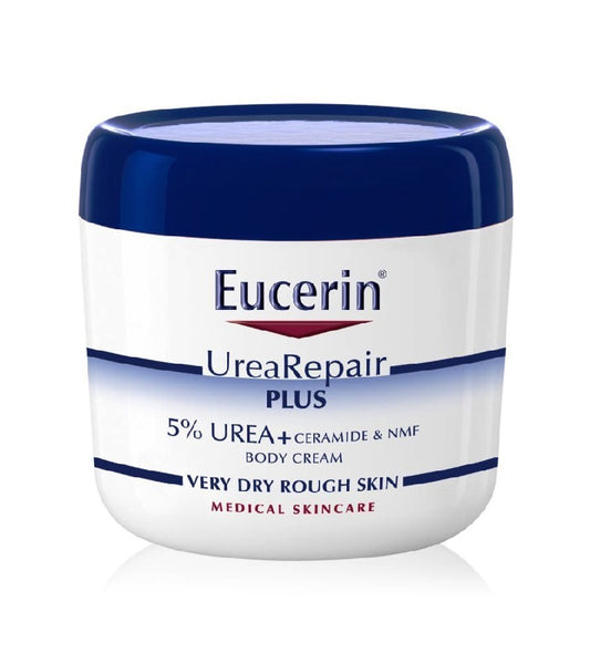 Eucerin UreaRepair PLUS Body Cream with 5% Urea for Dry Skin - 450 ml