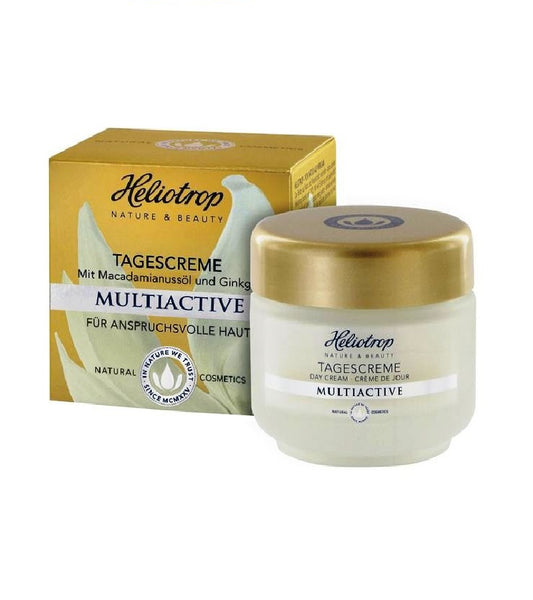Heliotrop MULTIACTIVE Day Cream - 50 ml - Eurodeal.shop