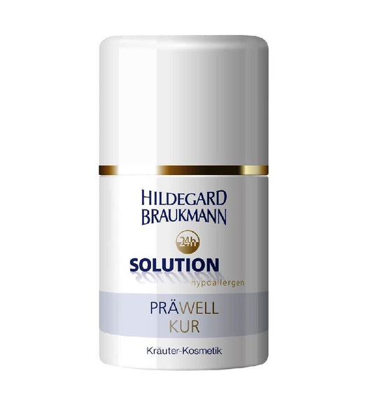 Hildegard Braukmann 24 h Solution Hypoallergenic Skin Prewell Protection Cream - 50 ml