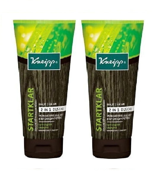 2xPack Kneipp 2-in-1 Shower Ready to Go - 400 ml