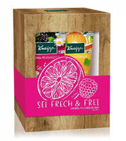 Kneipp 'Be Cheeky & Free' Body care Set for Ladies and Gentlemen