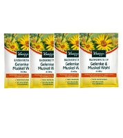 4x Packs Kneipp Joints & Muscle Care Bath Crystals - 60 g each - Eurodeal.shop