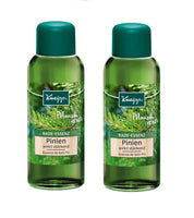 2xPack Kneipp 'Power of Pine Essence' Bath Oil - 200 ml